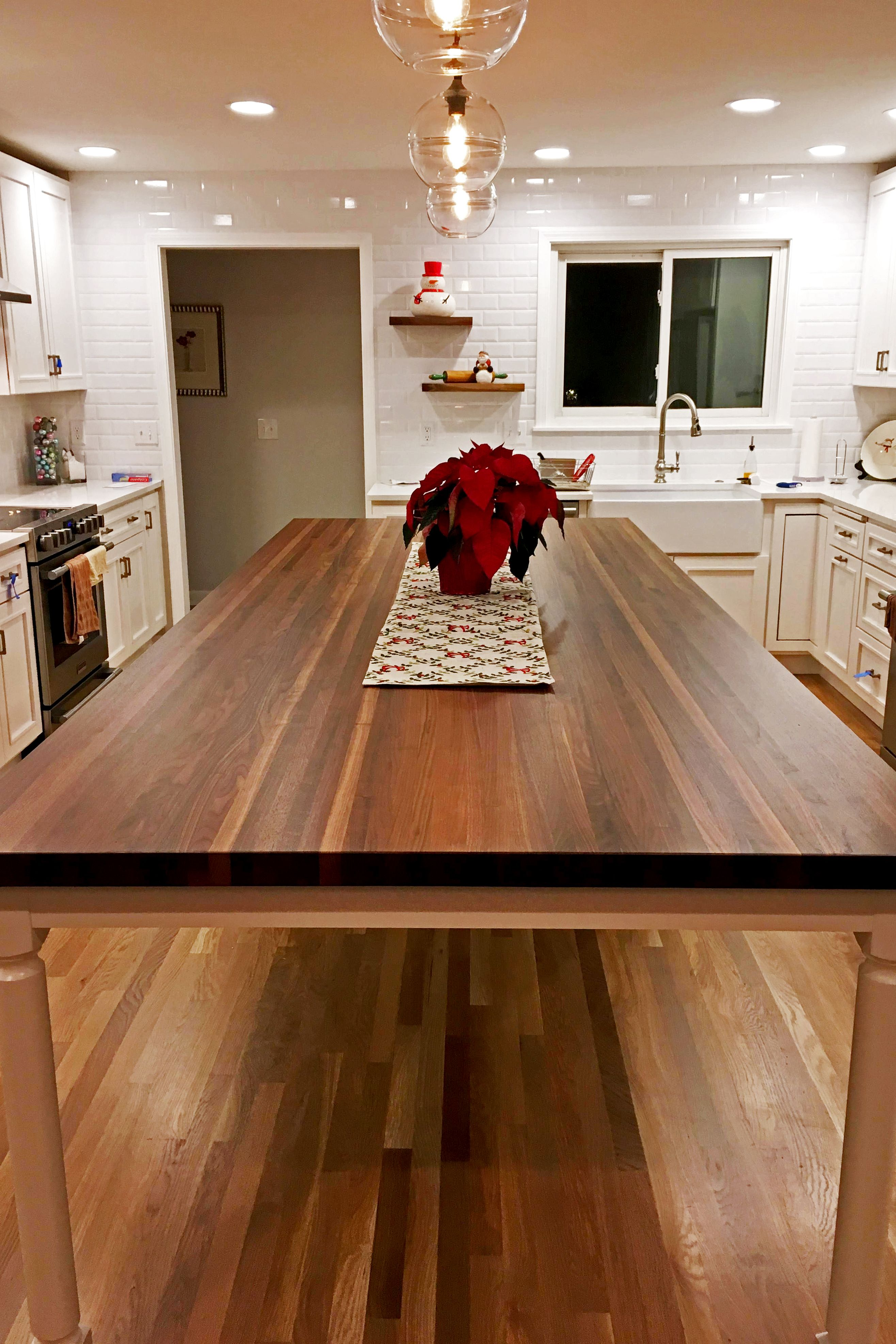 Pin On Butcher Block Countertops Wood Countertops