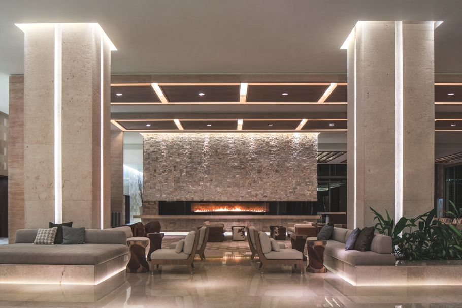 Luxury Hotel Interiors luxury hotel interiors | column | pinterest | interior columns
