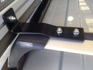 Toyota Land Cruiser Roof Rails Fix Awning