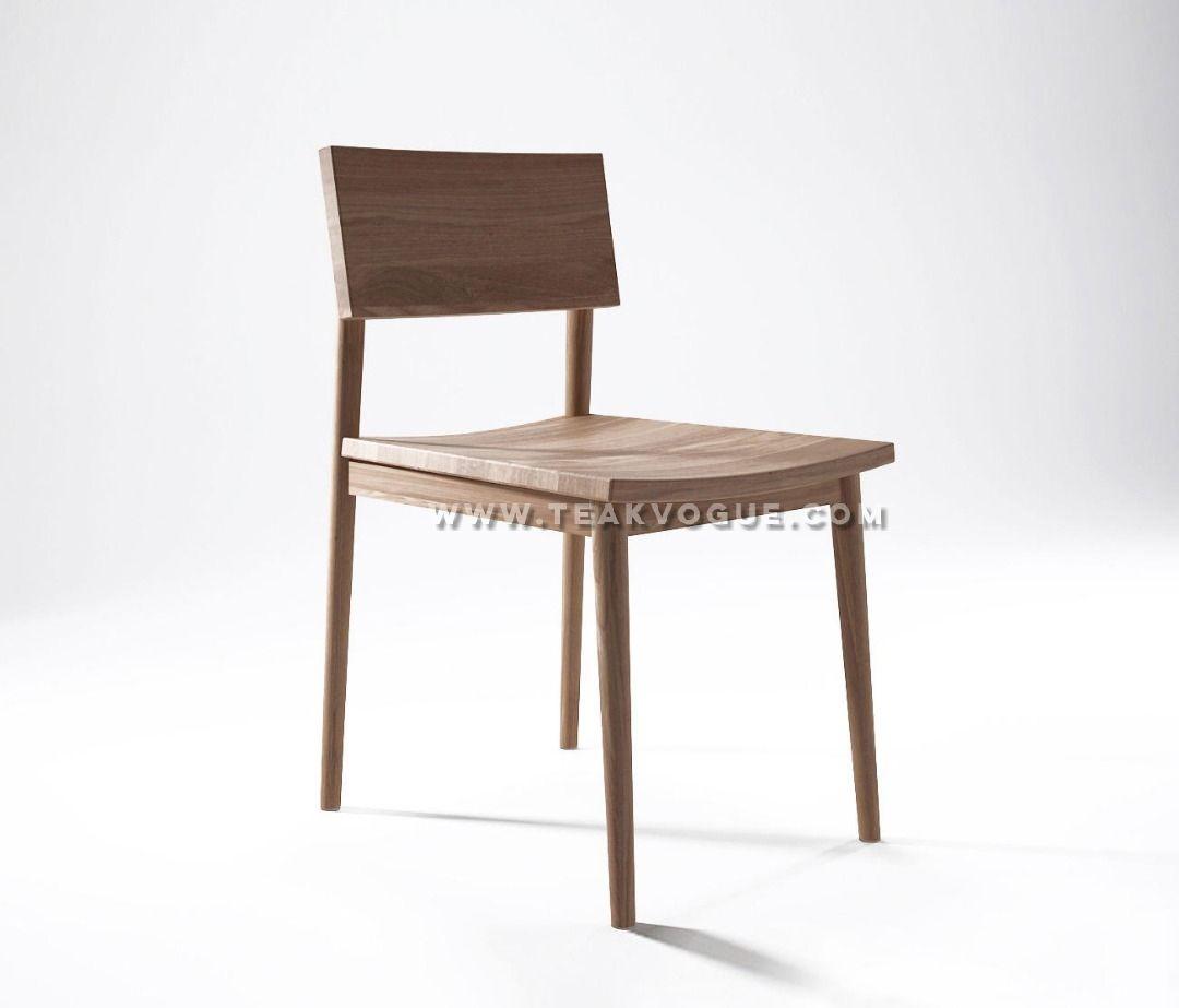 Ashikaga Dining Chair Modern Indoor Teak Wood Dining Chairs Malaysia Vintage Dining Chairs Scandinavian Outdoor Furniture Poolside Furniture