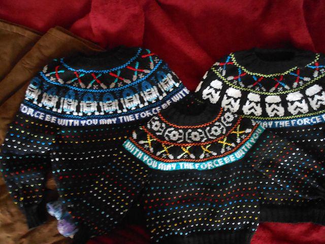 Look At These Beautiful Star Wars Knits Pattern My Knitting
