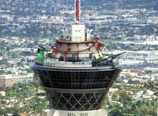 stratosphere tower las vegas i want to do the sky jump off it