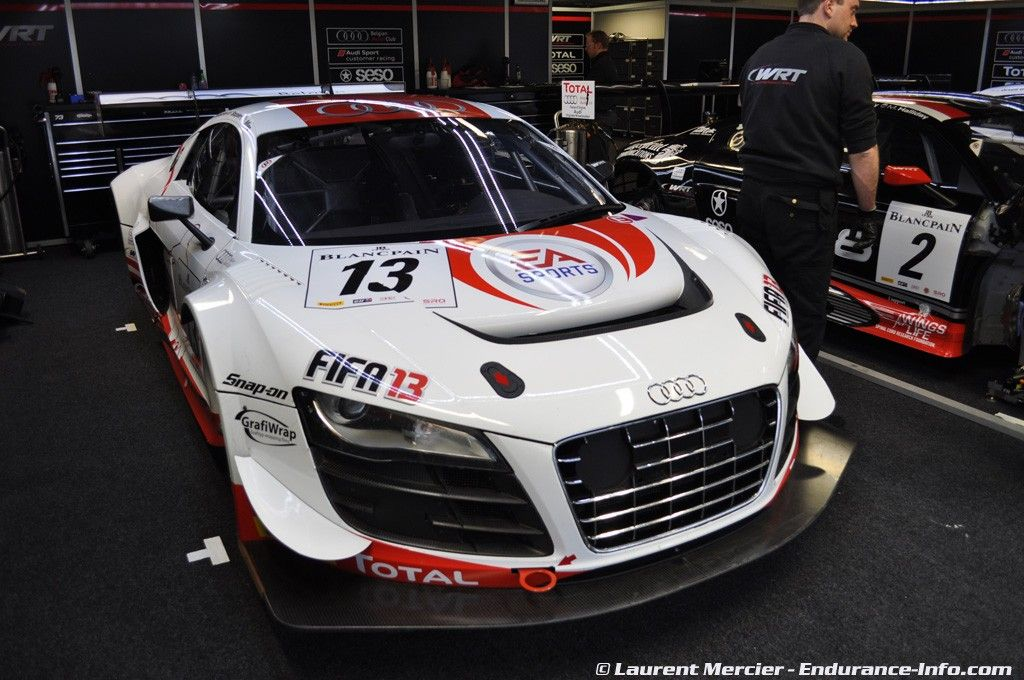 The Belgian Audi Club Team WRT ready to defend its