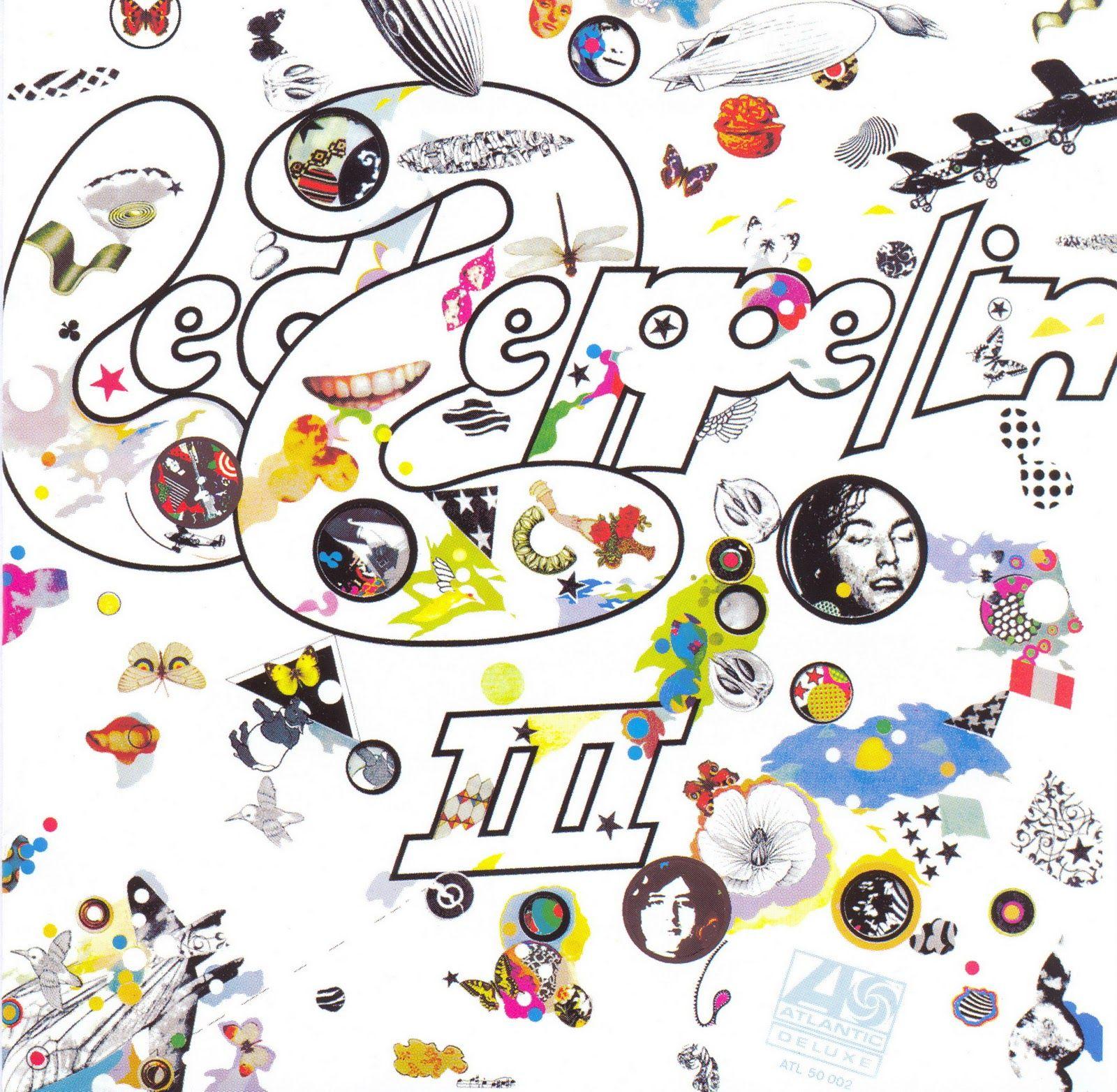 Led Zeppelin Iii Reissue Led Zeppelin Iii Led