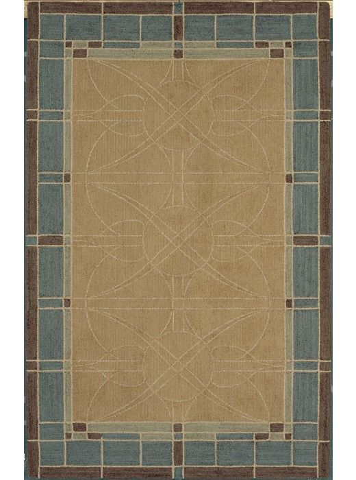 This Nexus Teal Collection pastel tone rug (Stained Glass N0007) is manufactured by Shaw. The simple, transitional styles of this collection are designed for the clean look.