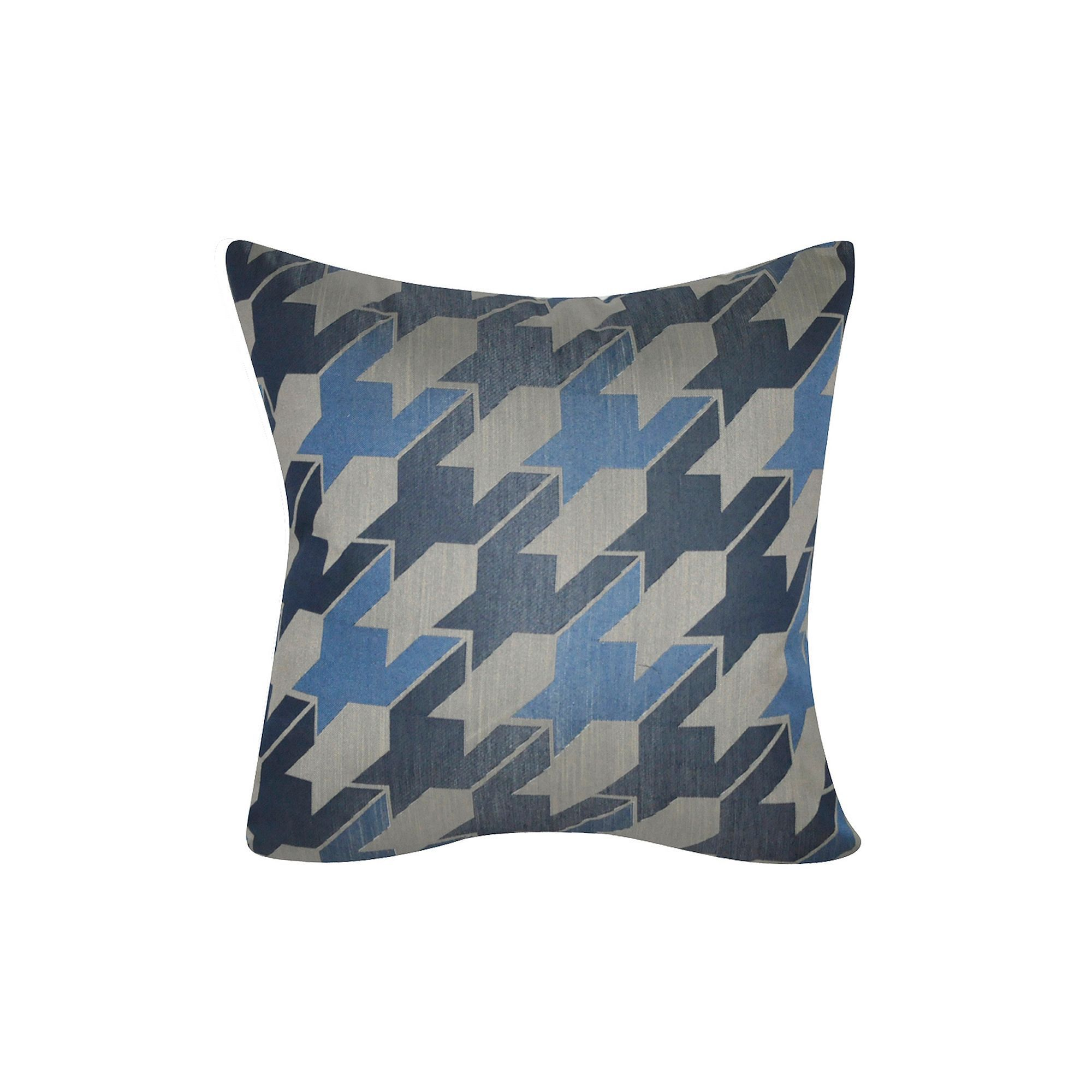 abstract modern cover sofa accent cushions kashmir couch contemporary pillows midnight product decorative geometric wool purple handmade pillow cushion waves throw blue