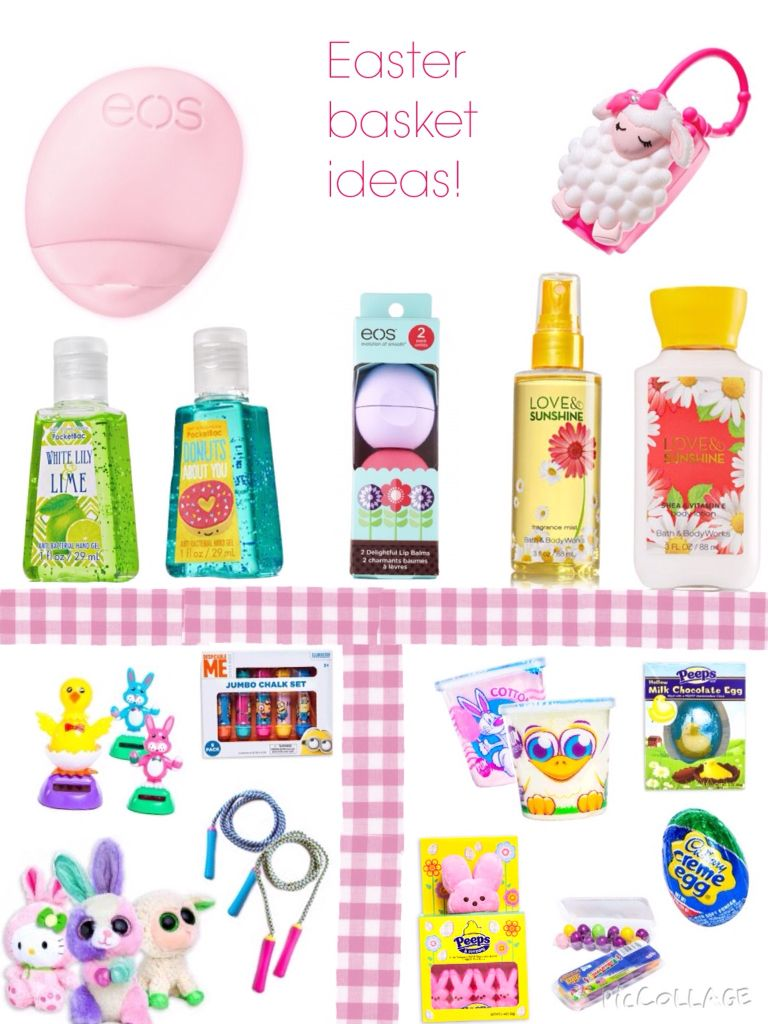 Cool easter basket gift ideas for kidsteens bath body works cool easter basket gift ideas for kidsteens bath body works and five negle Images