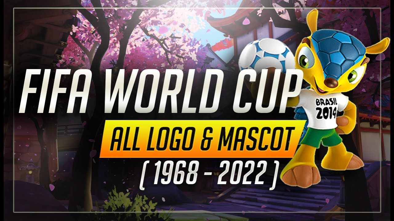 Fifa World Cup Mascot And Logo 1968 2022 Hd Youtube Russia World Cup World Cup Fifa World Cup