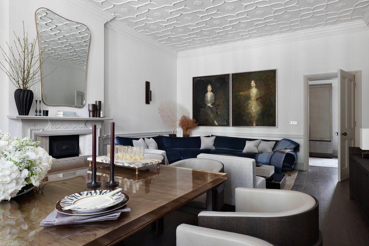 How 21 famous interior designers decorate a dining room see more at www bocadolobo com interiordesign maisonetobjet diningroomdecor