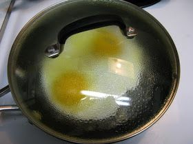 I Believe I Can Fry: Sunny-Side Up Eggs