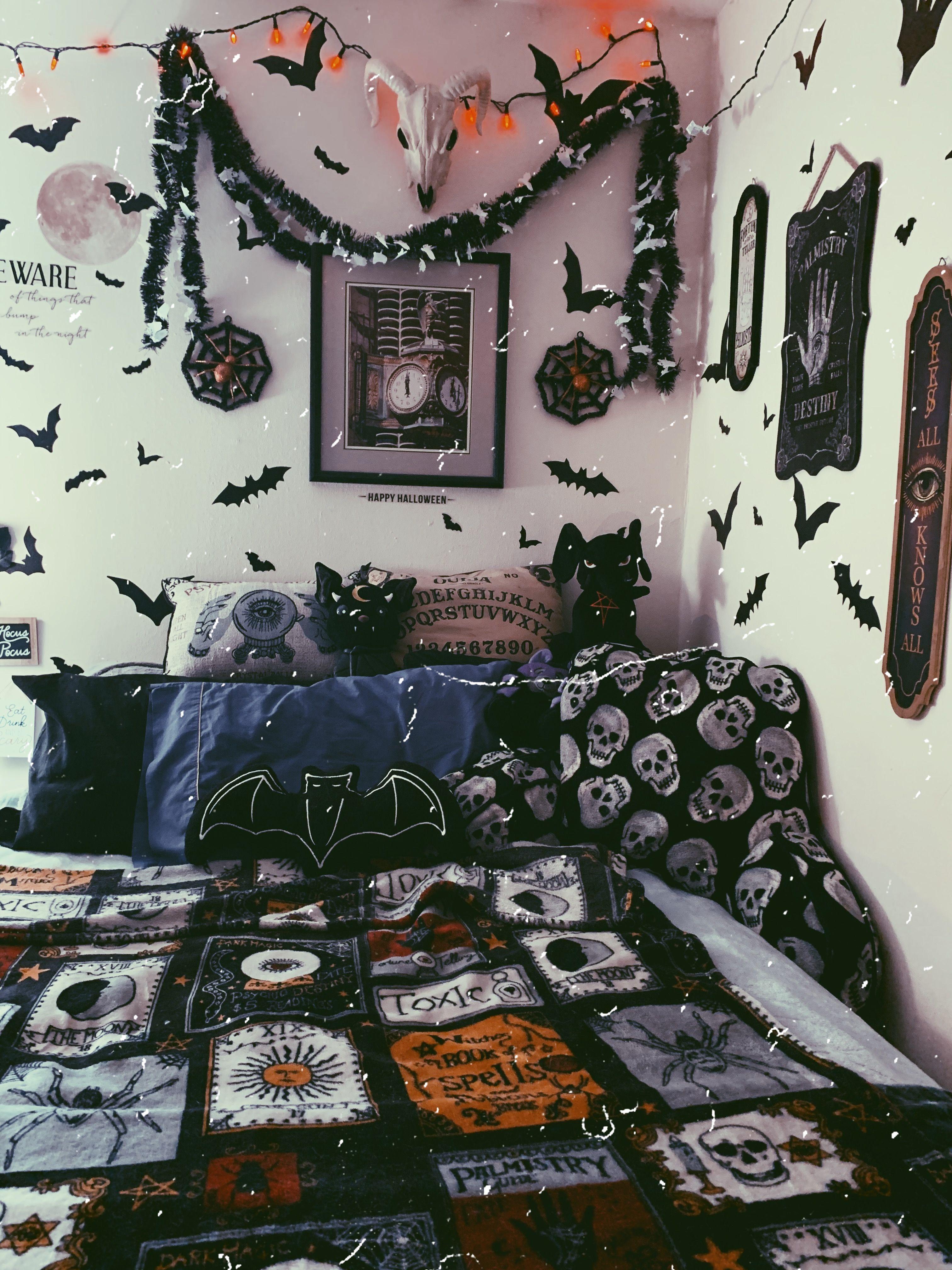 Photo of gothic home decor