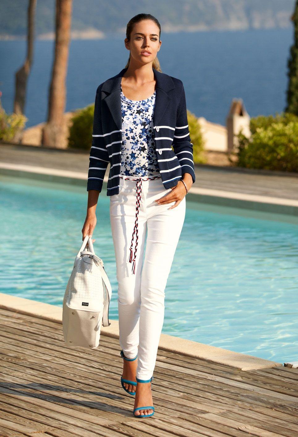Betty Barclay Spring / Summer 2013 Mode, Mode für