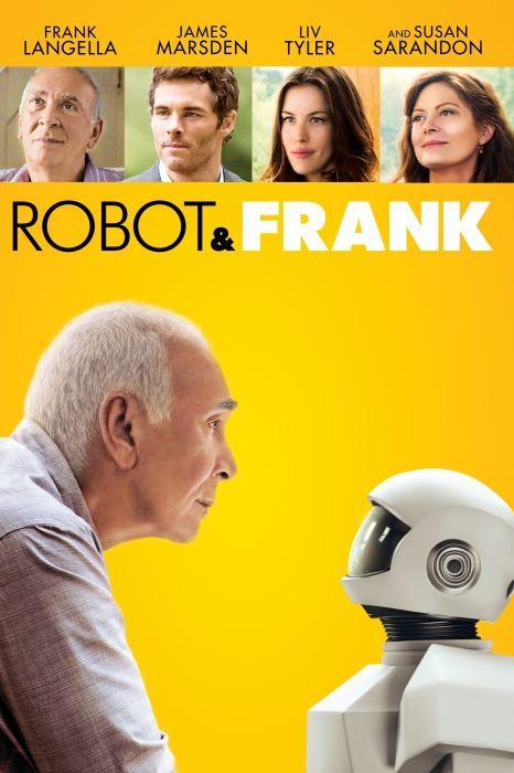 Robot  Frank Poster Artwork - Frank Langella, Susan Sarandon, Liv Tyler - http://www.movie-poster-artwork-finder.com/robot-frank-poster-artwork-frank-langella-susan-sarandon-liv-tyler/