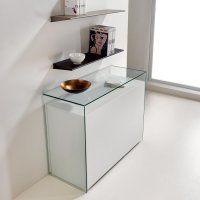 Consoles Extensibles Tables Et Chaises Console Extensible Console Extensible Blanc Laque Console Design