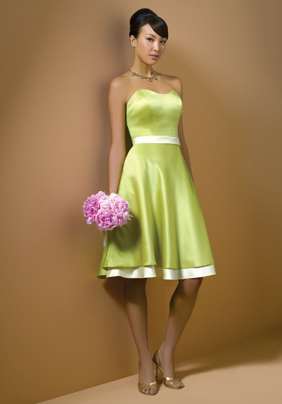 hemsandsleeves.com green bridesmaid dresses (07) #cutedresses ...