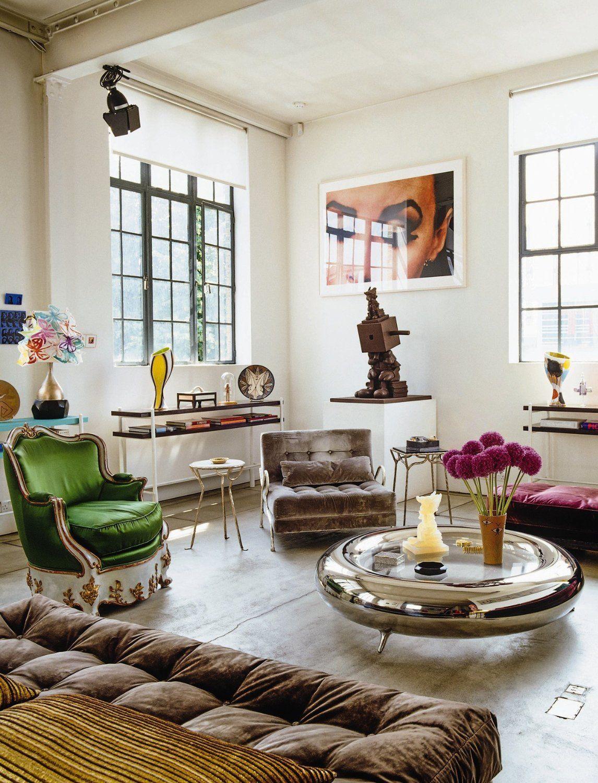 Living In Style London: Amazon.de: Geraldine Apponyi