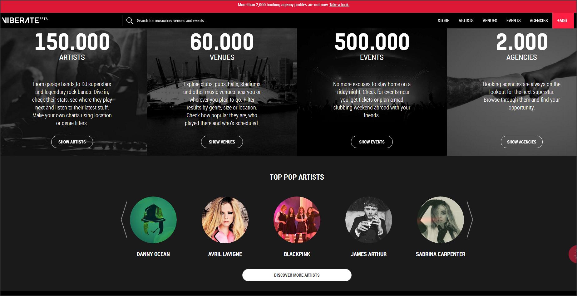 Fanáticos de la música pueden ganar con Viberate | Plataforma ...