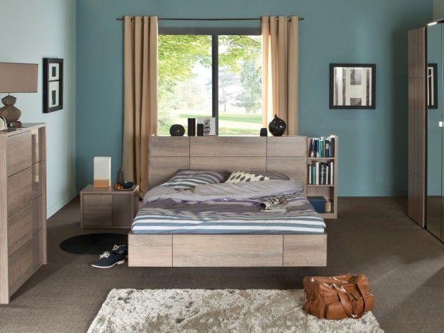 les 25 meilleures idées de la catégorie chambre à coucher quadra ... - Chambre A Coucher Adulte Conforama