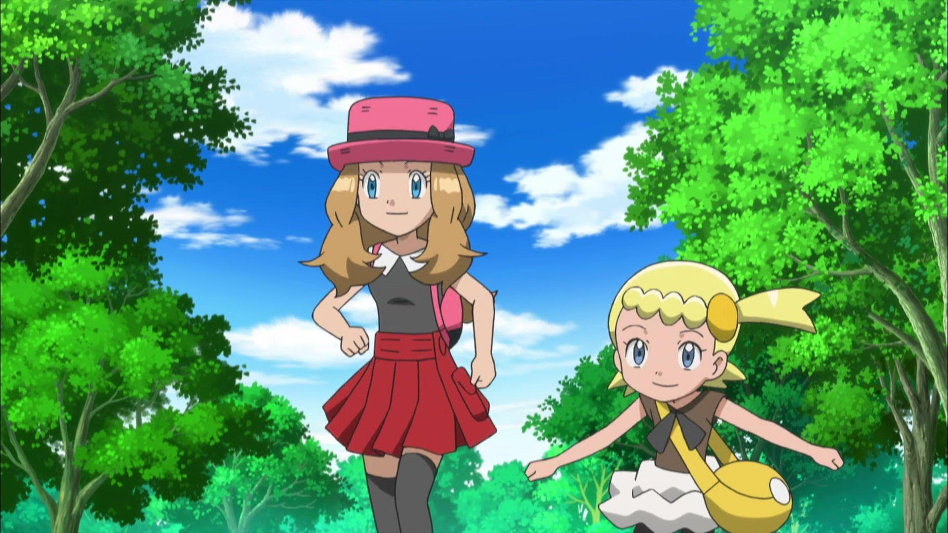 Anime Screencap And Image For Pokemon Xy  Fancapsnet -7879
