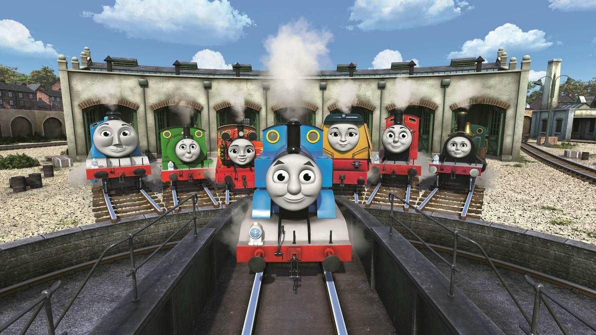 S23 Episode Ratings Steam Team To The Rescue By Jonathan Asiamah On Deviantart Thomas And Friends Thomas The Tank Engine Thomas