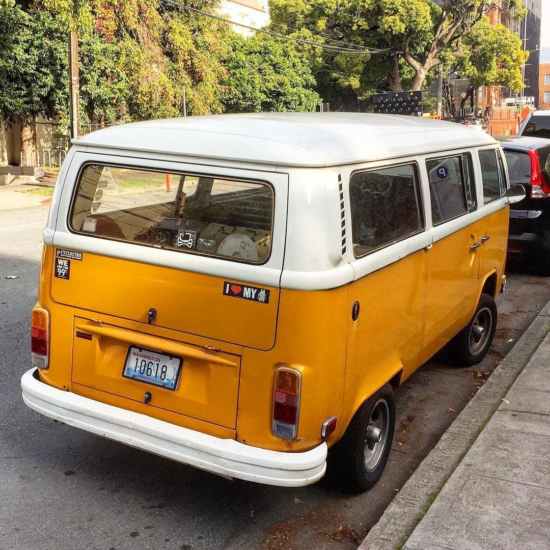 I My Bensonandtrixie Volkswagen Vw Vwbus Baywindow Vwt2