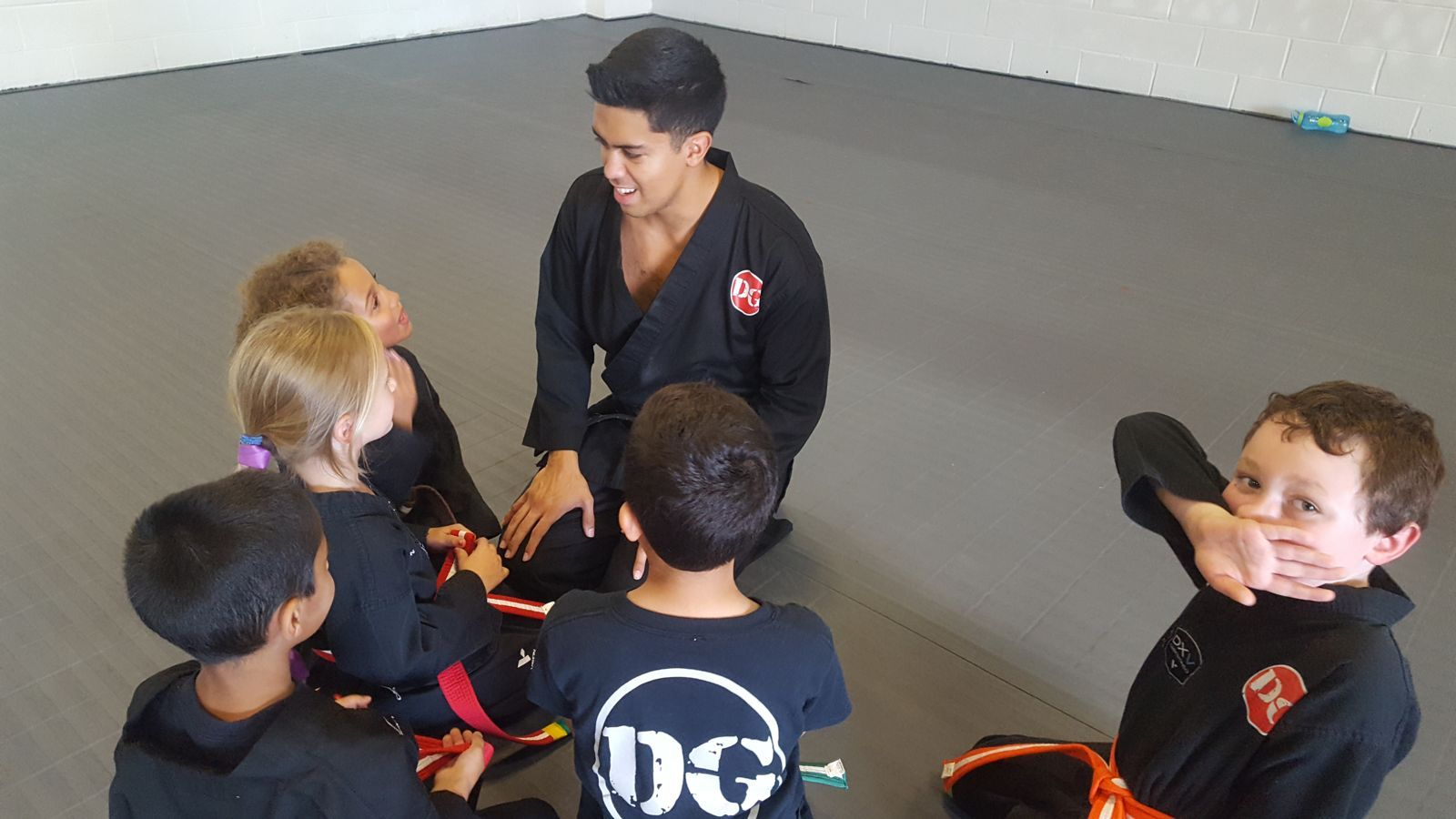 Kids karate martial arts classes exton pa and berwyn pa
