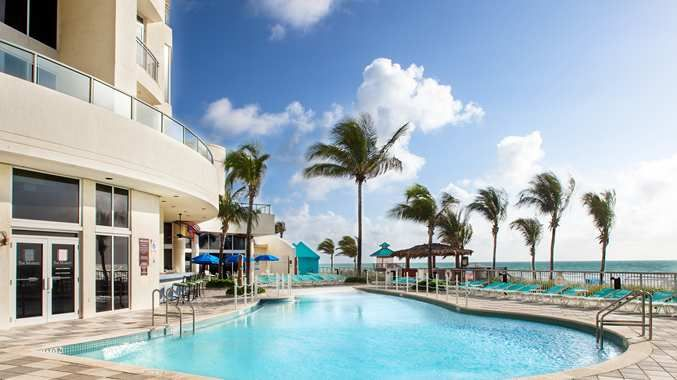 Doubletree Resort Spa By Hilton Hotel Ocean Point North Miami Beach