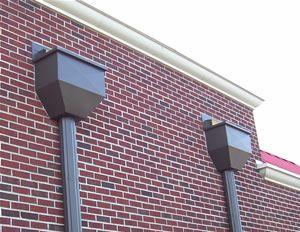 Commercial Gutter Denver Roofing Siding Gutter Denver Co Gutters Commercial Roofing Systems Roof Siding