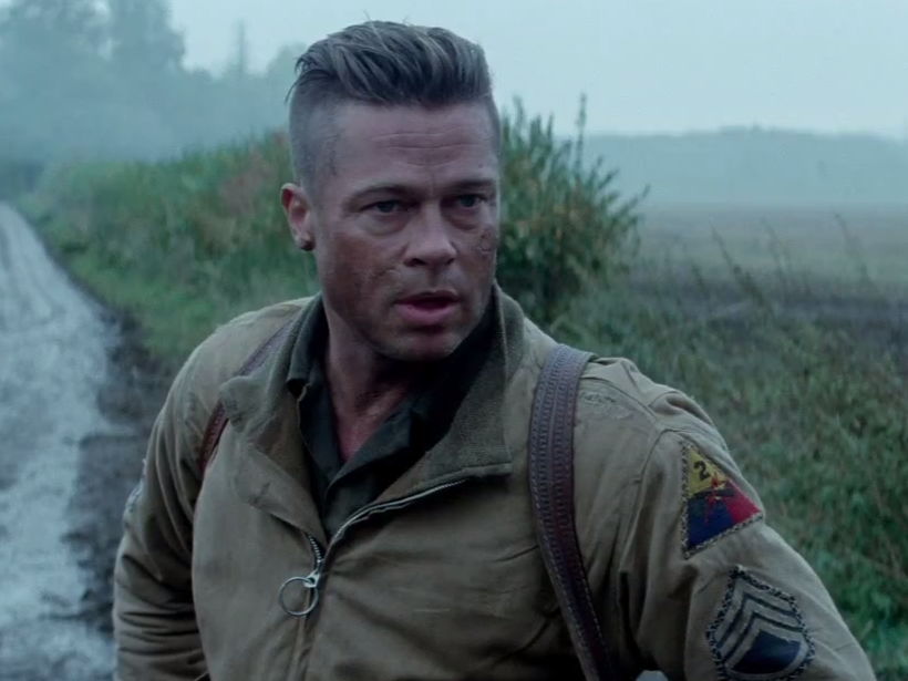 The New International Trailer For Fury Sells The Intensity And Also