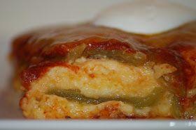 Gluten Free Taste of Home: Gluten Free Chile Relleno Casserole