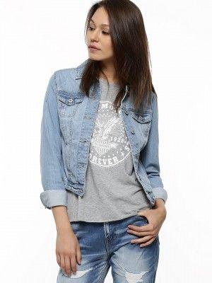 Cheap Denim Jackets Womens - My Jacket