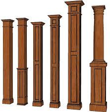 Image Result For Modern Exterior Pillars Wood Columns House Front Design Porch Columns