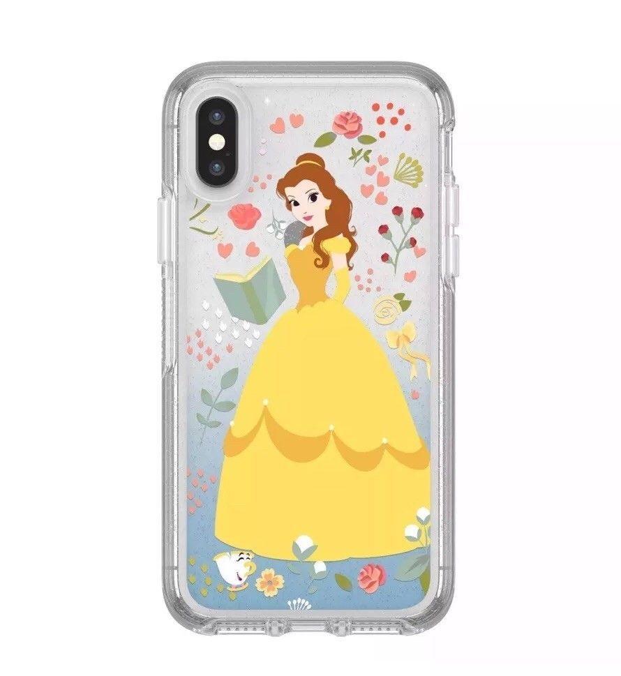 wholesale dealer af452 a9d98 Otterbox Symmetry Disney Princess Beauty And The Beast Belle iPhone ...
