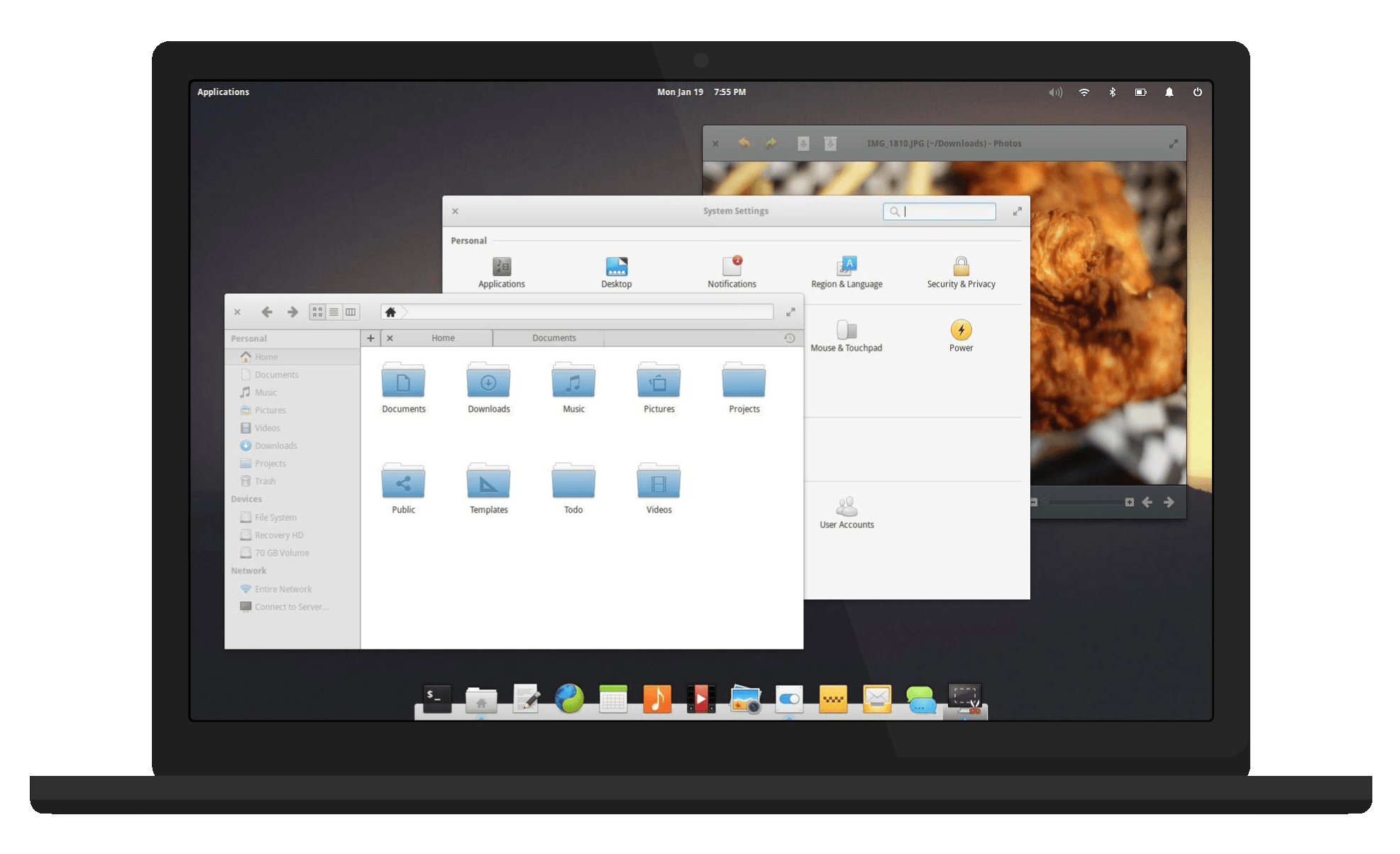 elementary OS | 〄點 | Elementary os, Linux operating system
