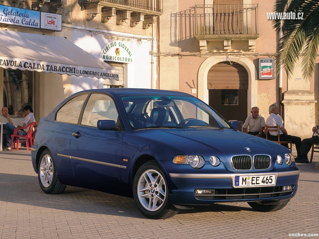 bmw serie 3 e46 compact 2003 2005 fotos de coches cl sicos classic car pics pinterest. Black Bedroom Furniture Sets. Home Design Ideas