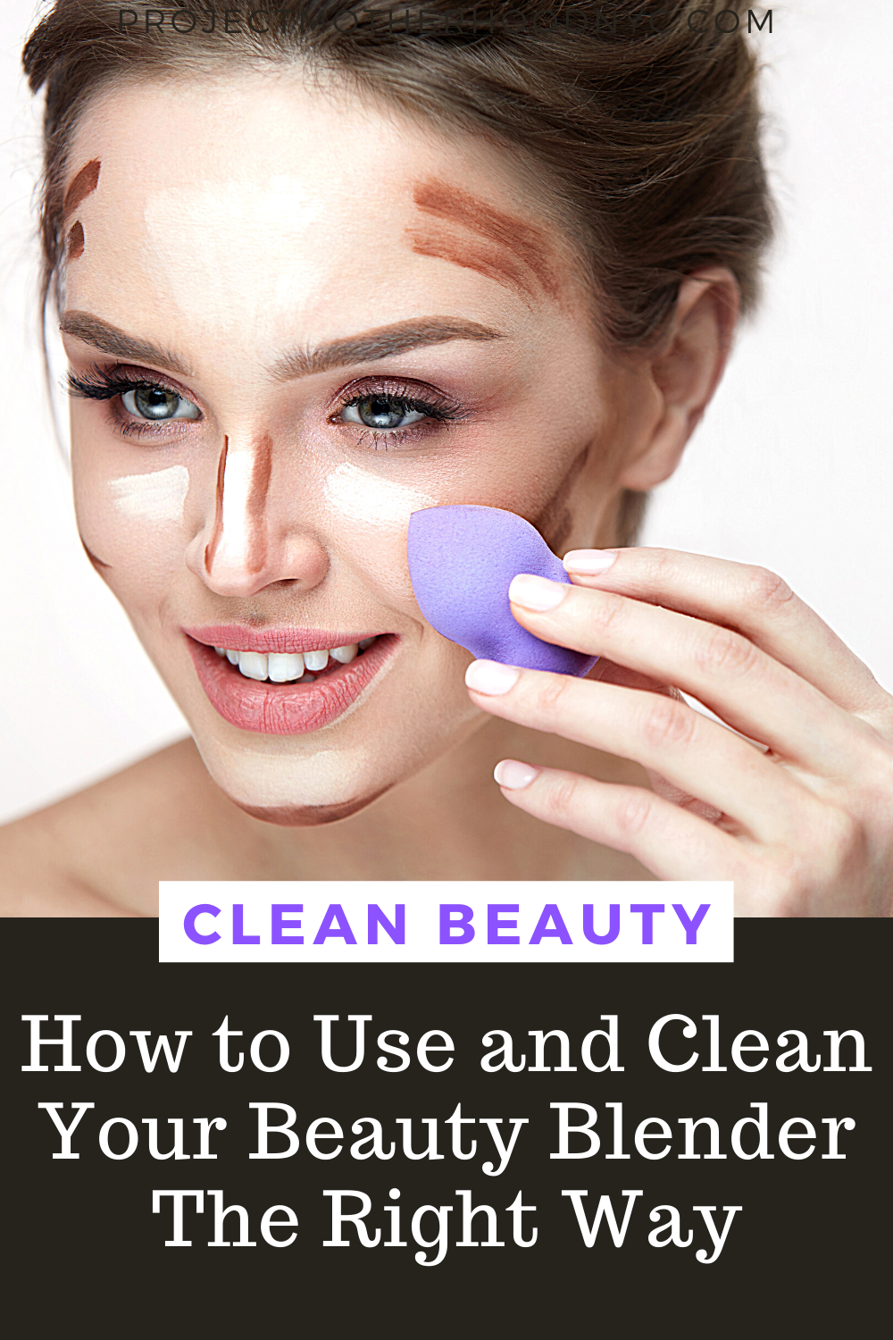 How to Clean Your Beauty Blender Sponge (A Simple Hack