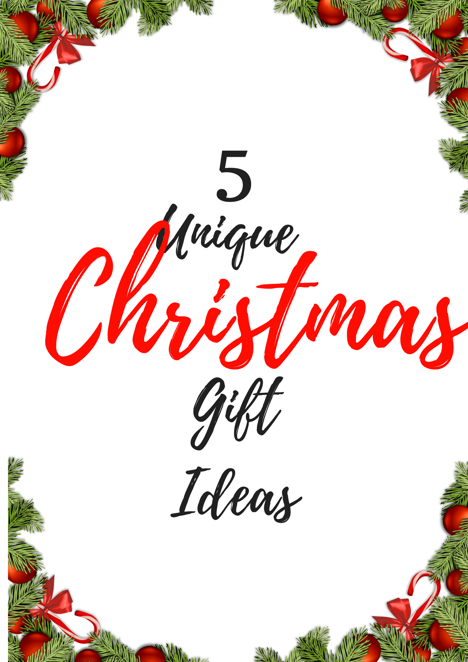 5 Unique Christmas Gift Ideas for Your Loved Ones | Schule, Geschenk ...