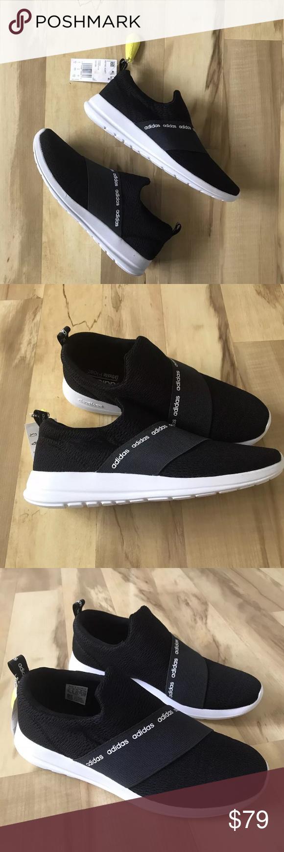 síndrome fiabilidad papelería  adidas Cloudfoam Refine Adapt Shoe Size 9 1/2 New | Adidas cloudfoam women, Adidas  cloudfoam, Shoes sneakers adidas