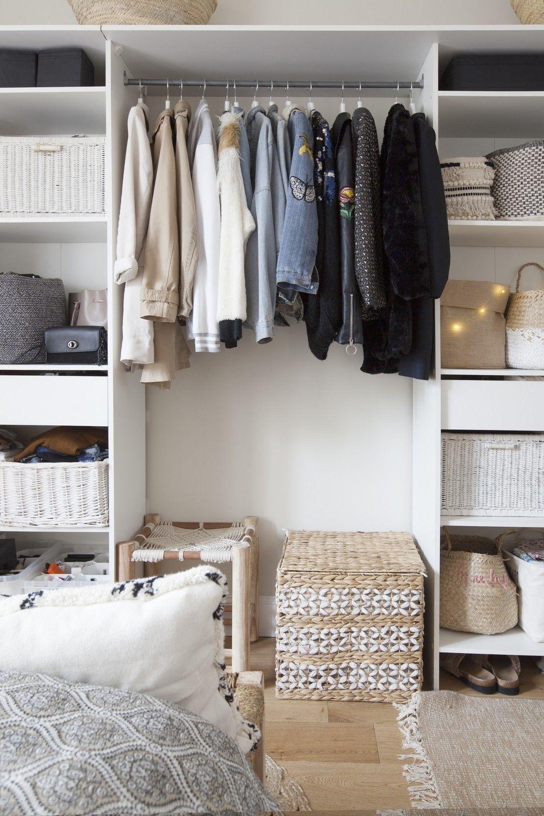 39+ Chambre avec dressing ouvert trends