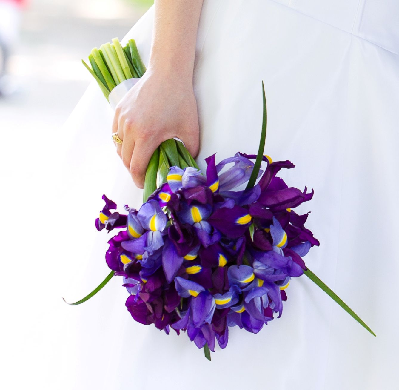 Pin By Chris Boatner On Flowers Iris Wedding Flowers Iris Wedding Iris Bouquet