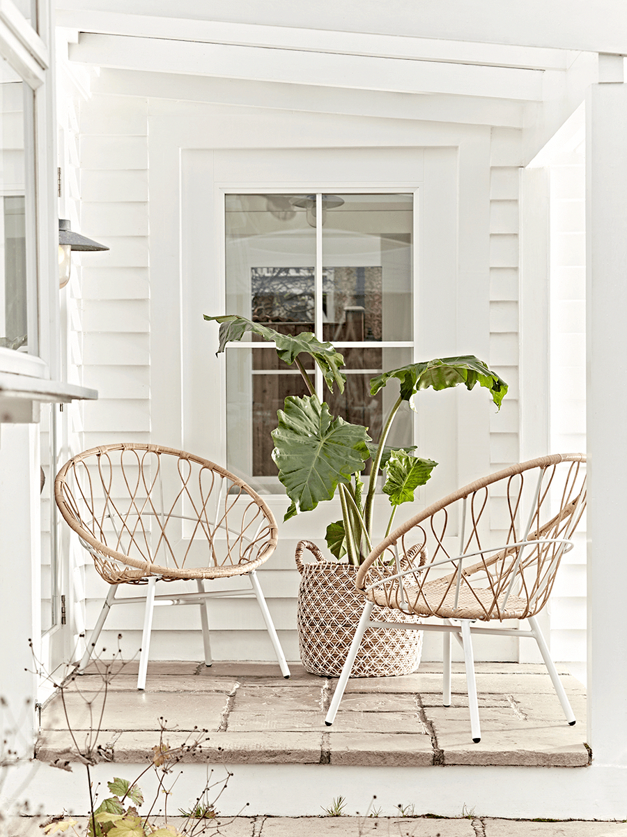 Summer of Scandi Perfect Pieces for Your Garden Rattan
