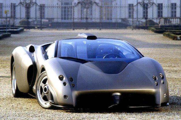 Concept Cars For Sale >> Lamborghini Pregunta Paris Concept Offered At 2 1m W Video