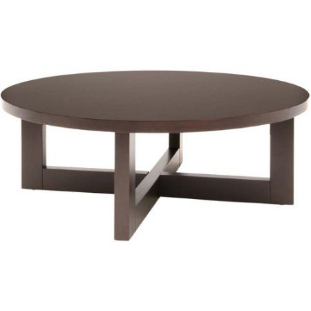 Regency 37 inch Round Coffee Table, Assorted