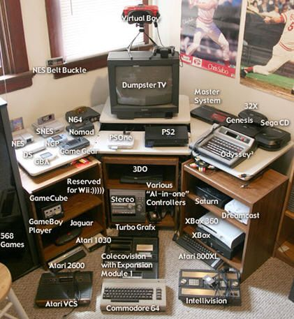 OMG!! All consoles