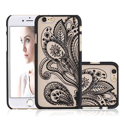 iPhone 6 Case, NOVT Flower Printed Slim Fit Hard Plastic Clear iPhone 6 Case Cover Shock Absorbing Anti-Scratch Floral Transparent Back PC Cell Phone Case for Apple iPhone 6/6S 4.7 Inch (5) NOVT http://www.amazon.com/dp/B01ARRCW6A/ref=cm_sw_r_pi_dp_Vs3Nwb0V9SPJN