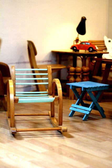 #Kids furniture# www.lamarelle-antiquites.com