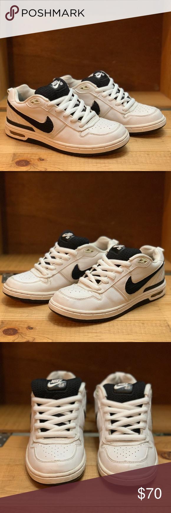 Nike SB Paul Rodriquez Zoom Air Elite Size 6.5 7/10 condition   2005 release.  S…
