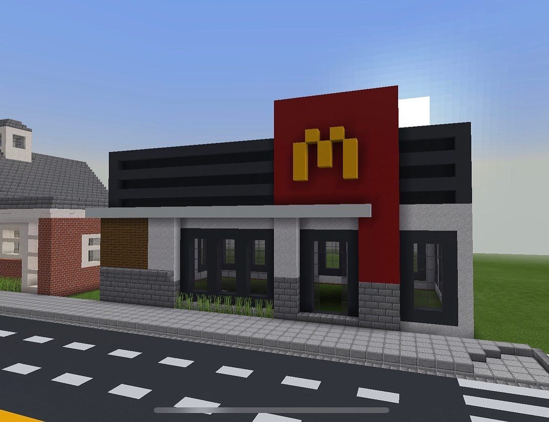 Pin on Minecraft Building Ideas For My City