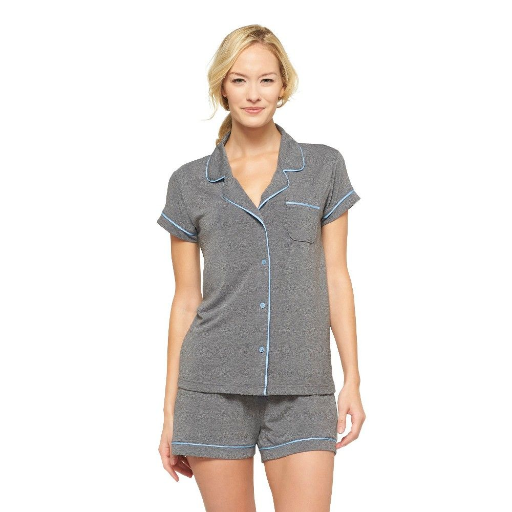 7af04e6ddca7 Women s Pajama Set Total Comfort Gray