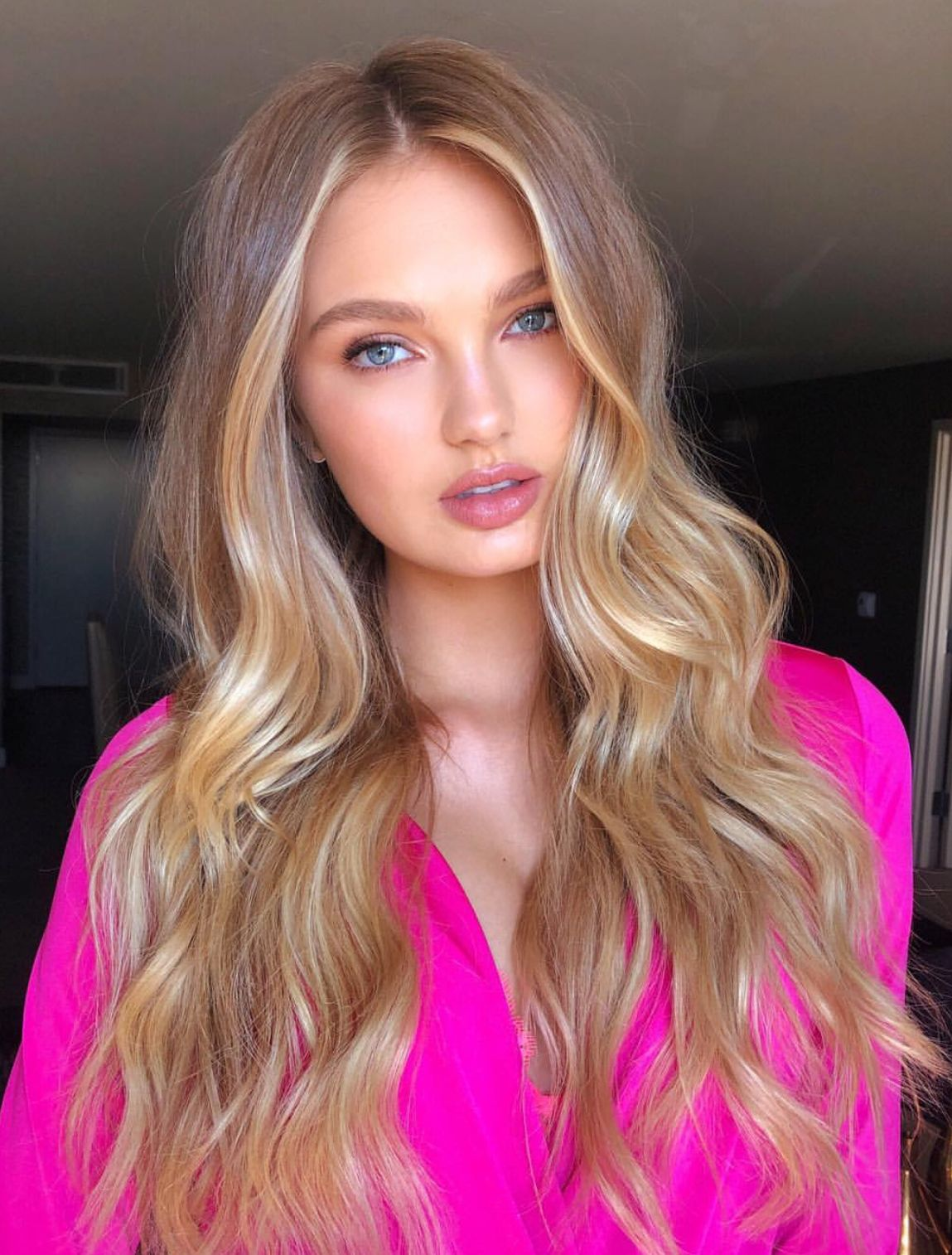 Victoria S Secret Angel Hair Rome Strijd Beautiful Long Hair With Soft Curls Hair Style By Kaleteter On Hair Styles Beautiful Long Hair Victoria Secret Hair